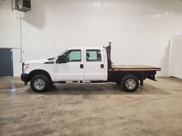 2012 Ford F-350 Super Duty XL Crew Cab LB 4WD