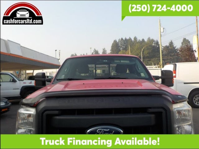 2012 Ford F-250 Super Duty XL SuperCab 4WD