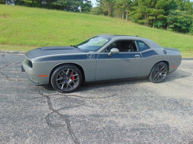 2018 Dodge Challenger T/A Plus RWD