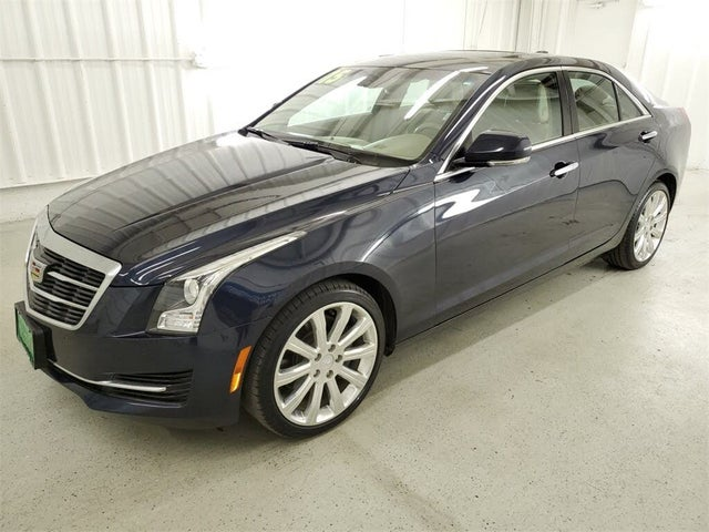 2015 Cadillac ATS 2.0T Luxury AWD