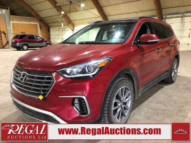 2017 Hyundai Santa Fe XL Luxury AWD