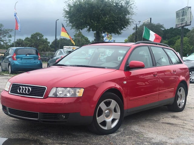Used 2004 Audi A4 Avant 1 8t Quattro Awd For Sale Right Now Cargurus