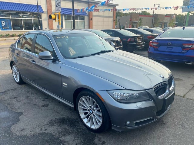 2010 BMW 3 Series 335i xDrive Sedan AWD
