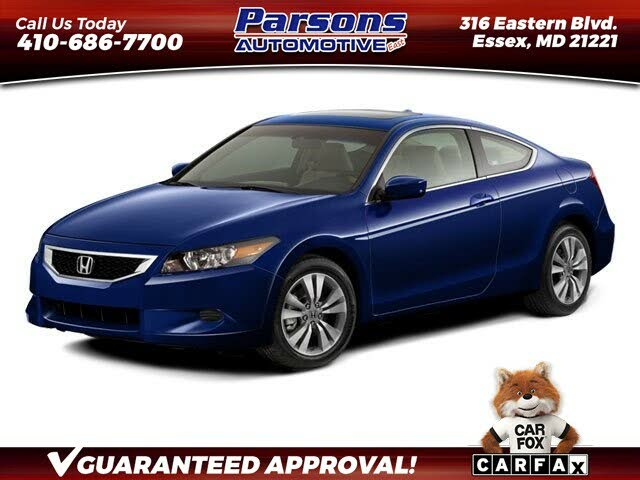 2010 Honda Accord Coupe EX-L