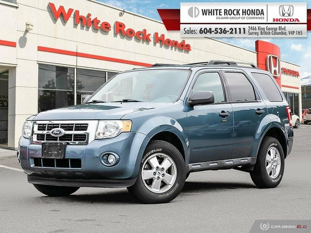 2011 Ford Escape XLT AWD