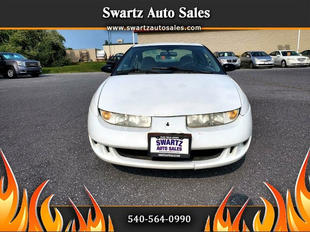2000 Saturn S-Series 3 Dr SC1 Coupe