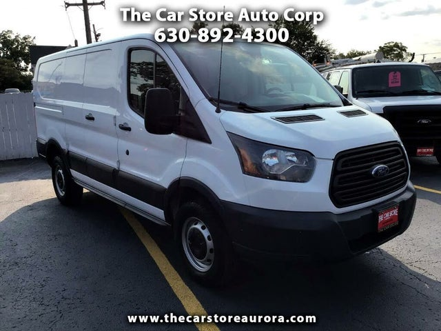 2016 Ford Transit Cargo 250 3dr SWB Low Roof with 60/40 Side Passenger Doors