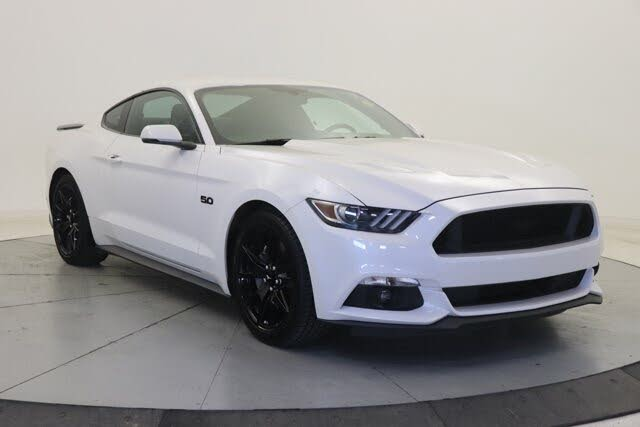 2017 Ford Mustang GT Premium Coupe RWD