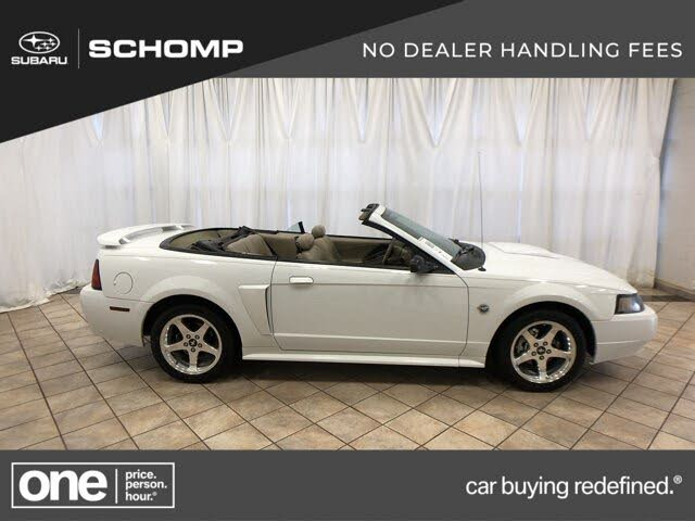 2004 Ford Mustang GT Deluxe Convertible RWD