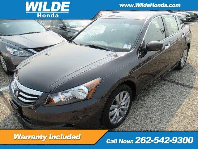 2012 Honda Accord EX V6