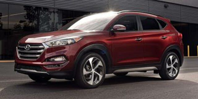 2016 Hyundai Tucson 1.6T Eco FWD with Beige Seats