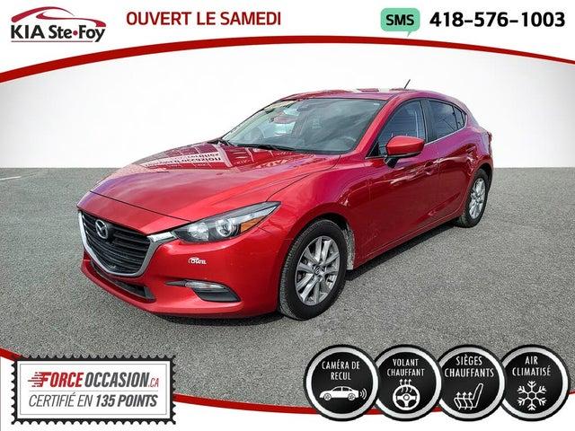 2017 Mazda MAZDA3 Sport GS