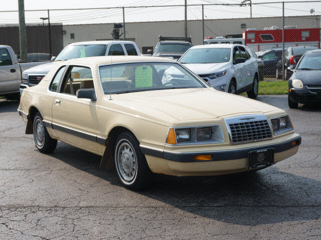 used 1984 ford thunderbird for sale right now cargurus 1984