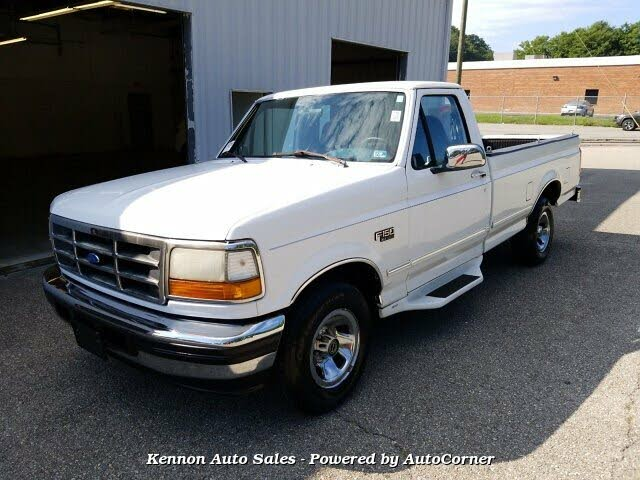 Used 1997 Ford F 150 For Sale Right Now Cargurus