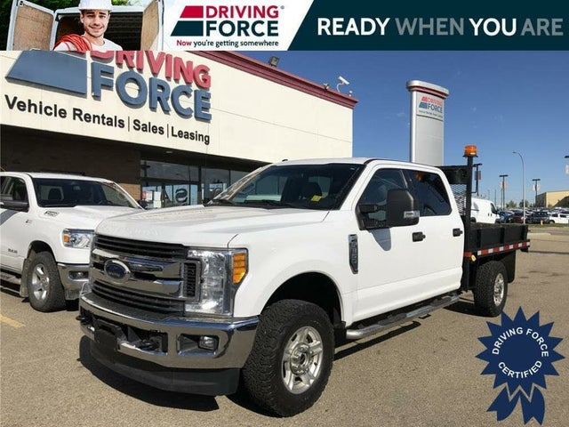 2017 Ford F-350 Super Duty XLT Crew Cab 4WD
