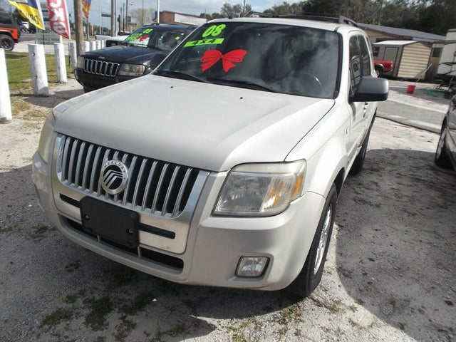 2008 Mercury Mariner Base V6 AWD