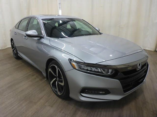 2019 Honda Accord 1.5T Sport FWD