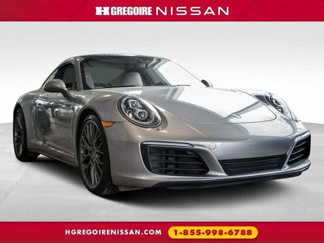 2019 Porsche 911 Carrera 4S Coupe AWD