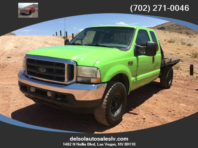 2003 Ford F-250 Super Duty Lariat 4WD Extended Cab SB