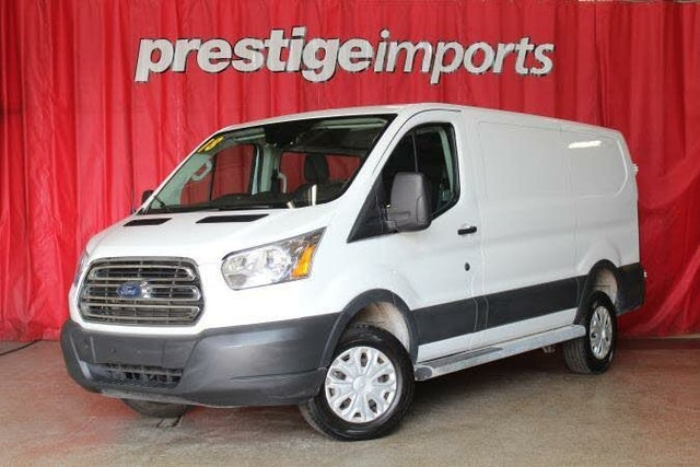 2018 Ford Transit Cargo 250 3dr SWB Low Roof Cargo Van with 60/40 Passenger Side Doors