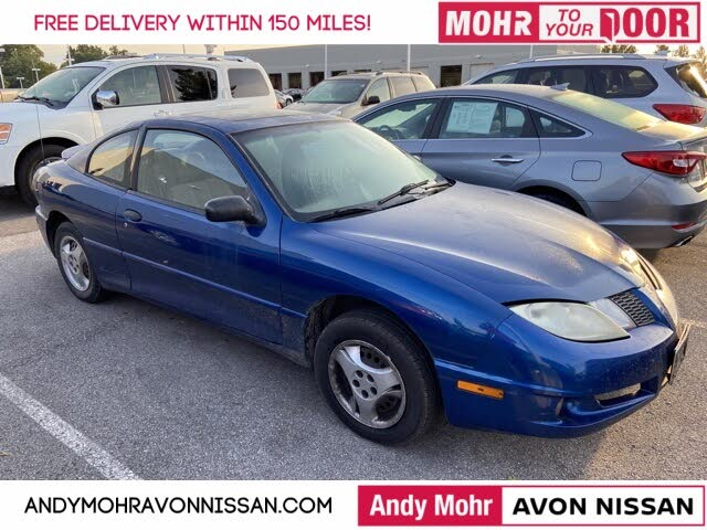 2004 Pontiac Sunfire SL Coupe