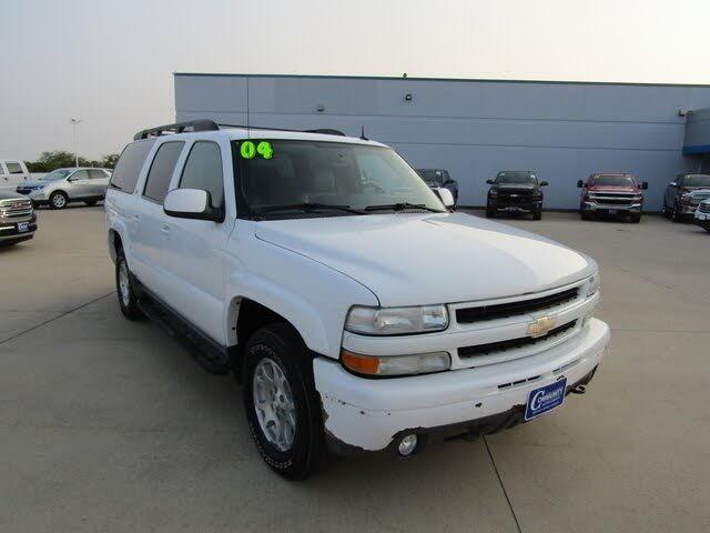 2004 Chevrolet Suburban 1500 Z71 4WD