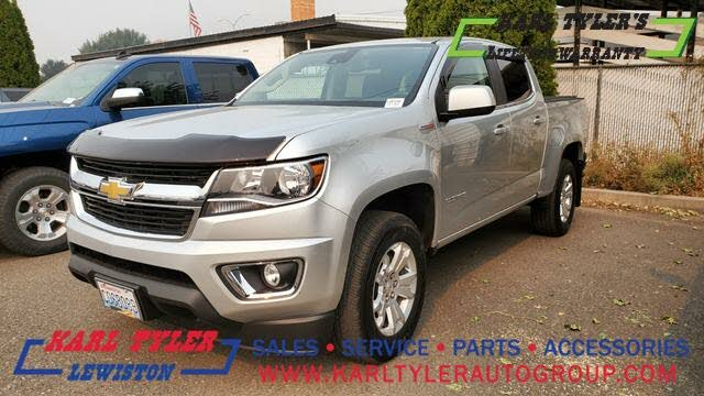 used 2020 chevrolet colorado z71 extended cab lb rwd for sale with photos cargurus cargurus