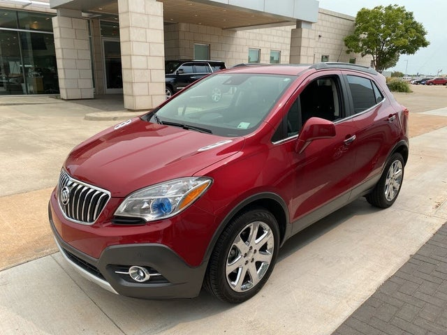 2013 Buick Encore Premium FWD for Sale in Lawton, OK ...