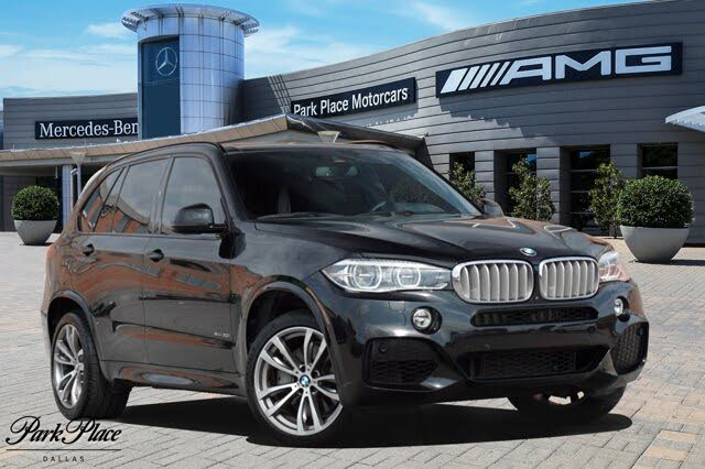 2016 BMW X5 xDrive50i AWD