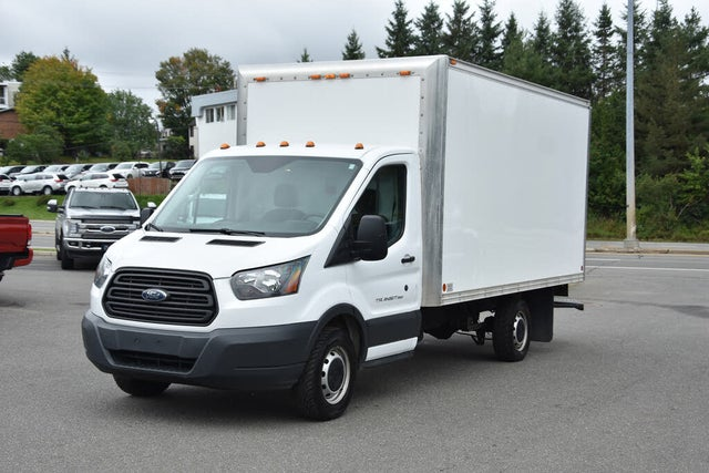 2016 Ford Transit Chassis 350 Cutaway FWD