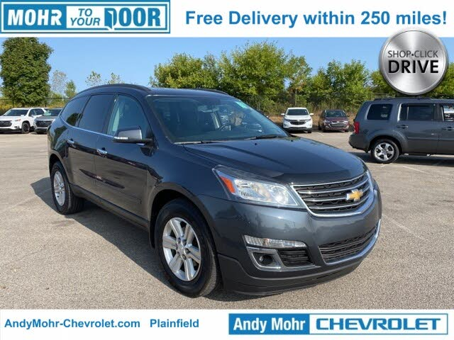 2014 Chevrolet Traverse 1LT AWD