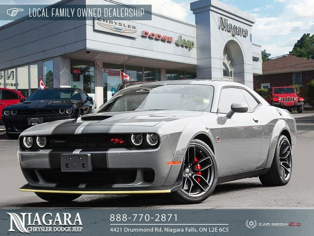 2019 Dodge Challenger R/T Scat Pack Widebody RWD