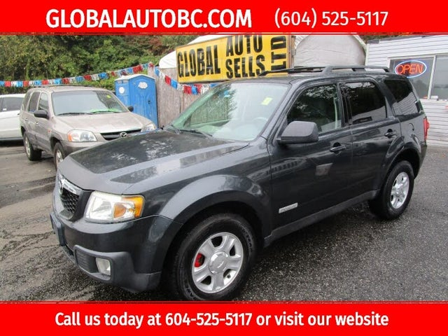 2008 Mazda Tribute GT AWD