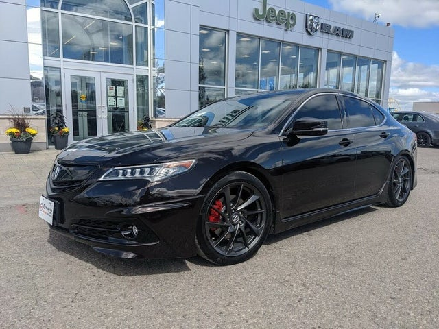 2015 Acura TLX V6 SH-AWD with Technology Package