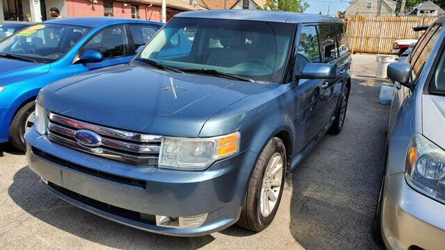 2010 Ford Flex SEL AWD