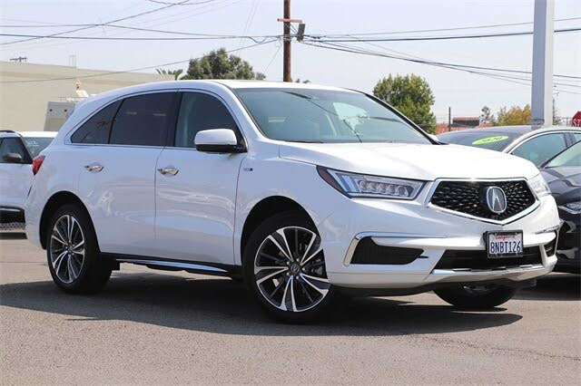 2020 Acura MDX Hybrid Sport SH-AWD with Technology Package
