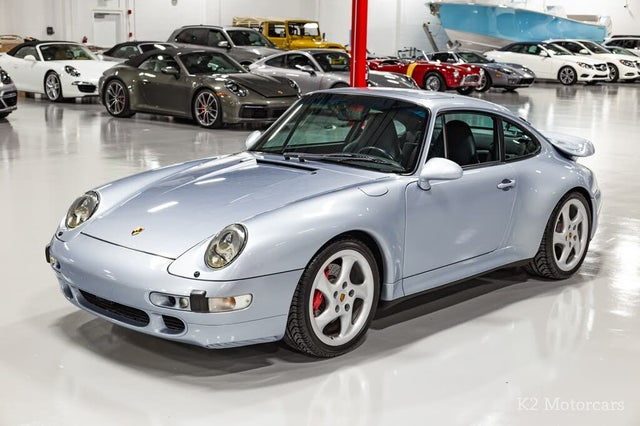 1997 Porsche 911 Turbo AWD