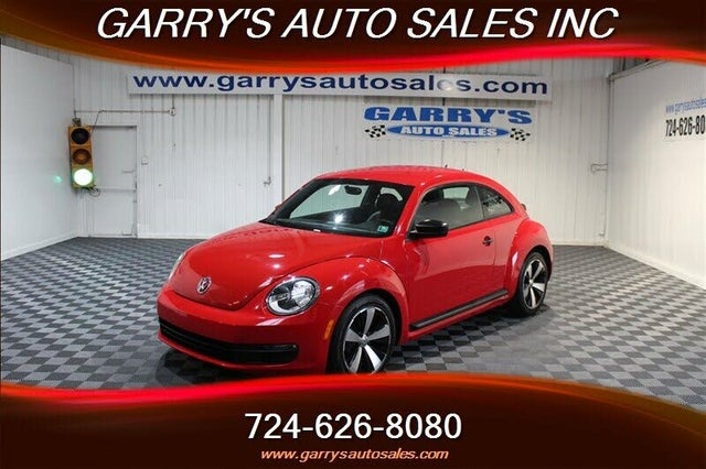 2015 Volkswagen Beetle Entry