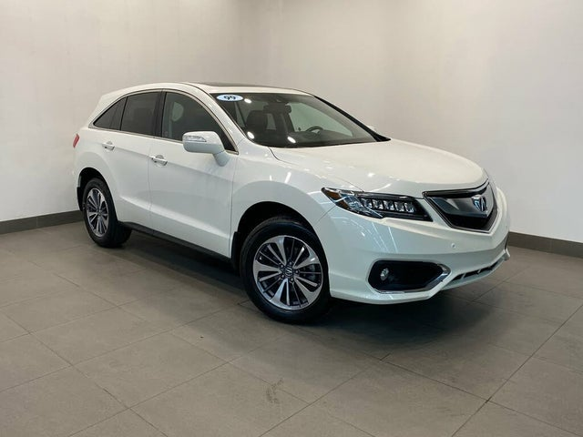 2016 Acura RDX AWD with Elite Package