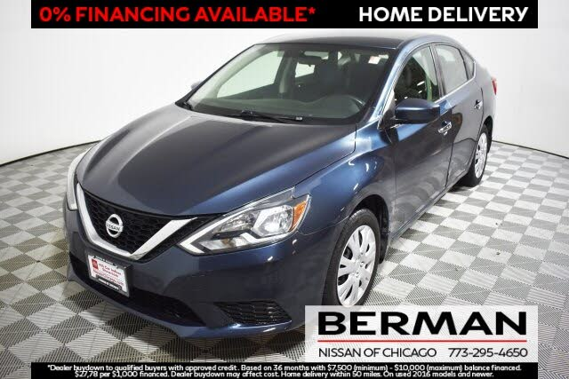 2017 Nissan Sentra For Sale In Chicago Il Cargurus