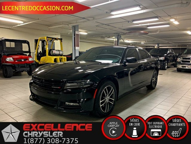2019 Dodge Charger SXT AWD