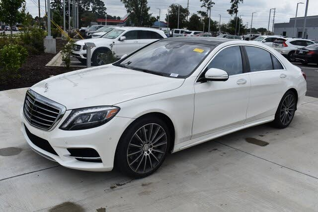 2017 Mercedes-Benz S-Class for Sale in Myrtle Beach, SC ...