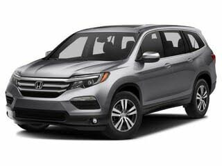 2016 Honda Pilot EX-L AWD with RES