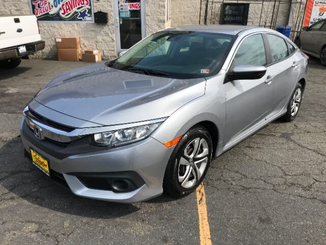 2016 Honda Civic LX with Honda Sensing