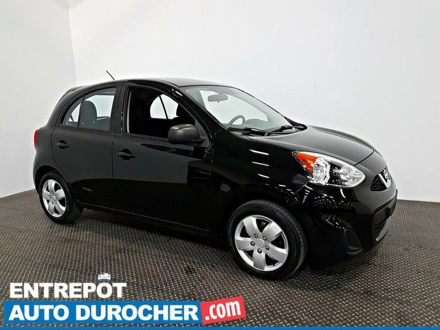 2015 Nissan Micra S FWD