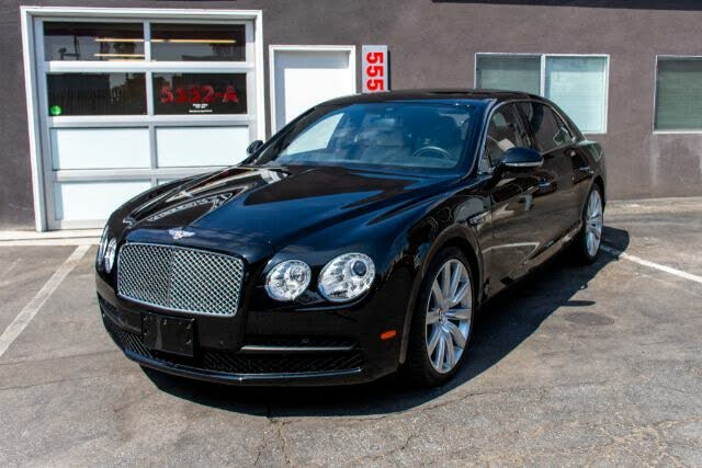 2016 Bentley Flying Spur V8 AWD