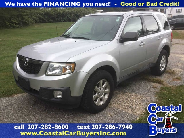 2011 Mazda Tribute i Grand Touring 4WD