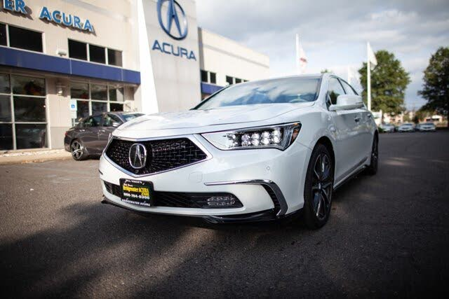 2020 Acura RLX Hybrid Sport SH-AWD with Advance Package