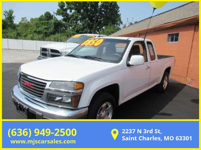 2012 GMC Canyon Work Truck Ext. Cab