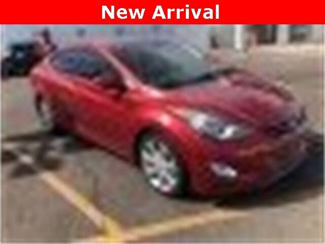 2013 Hyundai Elantra Limited Sedan FWD